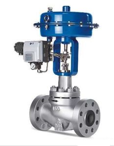 Stainless Steel Pneumatic Single-Seat Control Valve