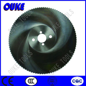 Ticn Coated HSS Cold Saw Blade for Cutting PVC pictures & photos