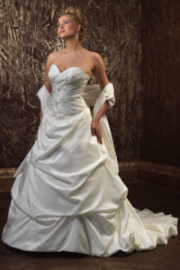 Plus Size Wedding Dress (Q2)