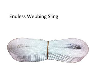 Endless Webbing Sling 1700kg Sf 4: 1 (EN 1492-2: 2000)