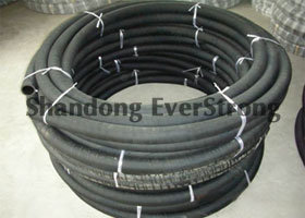 Air Hose with Fabric Insertion