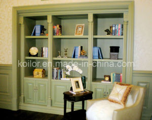 Popular Book Cabinet (Real Project)