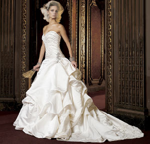 Wedding Dresses S018