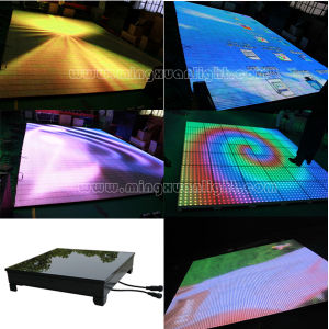 Full Color RGB Interactive LED Video Dance Floor Light pictures & photos