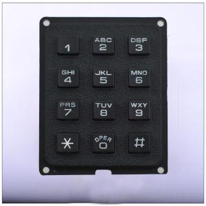 3X4 Small Plastic Mobile Phone Keypad (B10)
