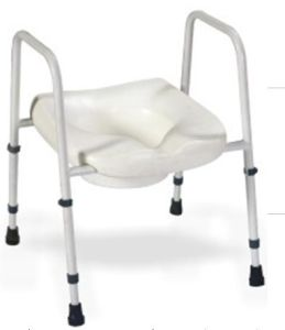 China Commode Chair (K-CC32) - China commode chair, Over Toilet Aid