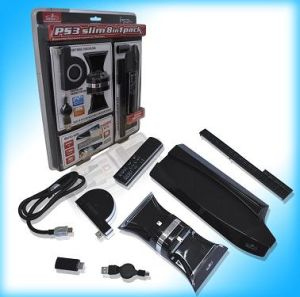 China Slim 8 in 1 Pack for PS3 Accessory - China Jailbreak Usb Chip