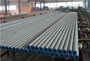 AISI 304 Stainless Steel Round Tube pictures & photos