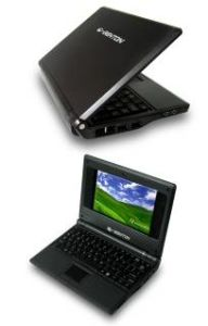 7 inch Mini Notebook with 80GB Hardware (NB006)