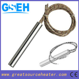 High Quality Cartridge Heater Swaged in Lead for Machinery