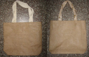 Jute Shopping Bag (LLP-JB009)