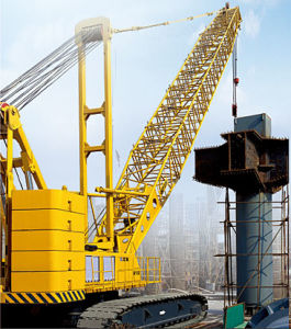 Leading XCMG Quy250 Crane (QUY 250, crawler Crane) pictures & photos