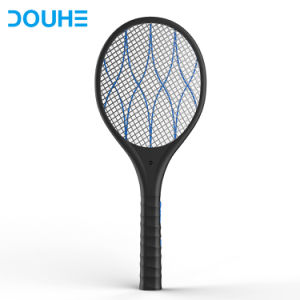 Electric Hand Held Bug Zapper Insect Zapper Fly Swatter Racket Mosquitos Killer^