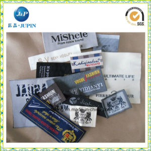 2016 Hot Wholesale Damask Clothing Labels with Famous Brands (JP-CL024) pictures & photos
