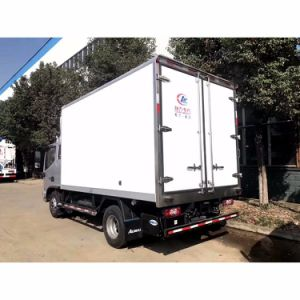 Foton Aumark 5 Tons Freezer Refrigerator Truck for Sale pictures & photos