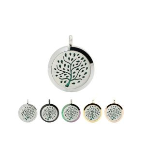 China stainless steel lucket necklace perfume aromatherapy diffuser stainless steel lucket necklace perfume aromatherapy diffuser pendant wholesale aloadofball Choice Image