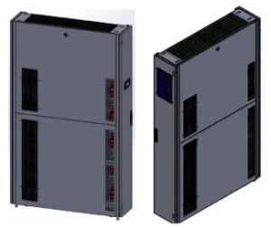 5000W in-Row Split Type Air Conditioner for Server Racks Cooling/ Mini-Ict Room/It Equipments pictures & photos
