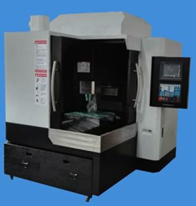 Low Price Efficient Double Engraving Machine/Milling Machine pictures & photos
