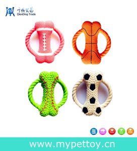 High Quality Latex Pet Toy Dog Products pictures & photos