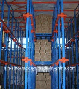 Drive-in Pallet Storage Rack with ISO Certification pictures & photos
