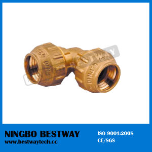 Brass Female Elbow Compression Fitting (BW-304) pictures & photos