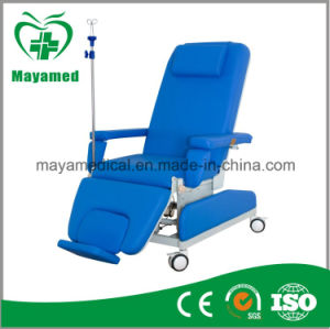 My-O007D Medical Manual Blood Donor Chair pictures & photos