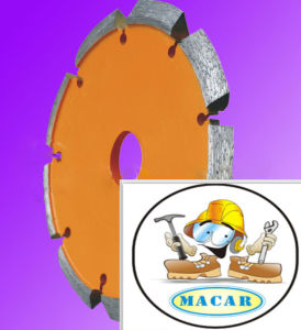 Hot Sale! ! Crach Chaser Tuck Point Diamond Saw Blade