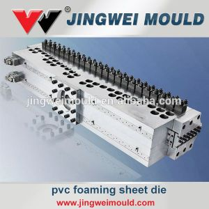 Partition Board PVC Foam Sheet Extrusion PVC &WPC Sheet Mould