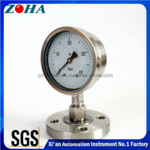 Diaphragm Seal Pressure Gauge pictures & photos