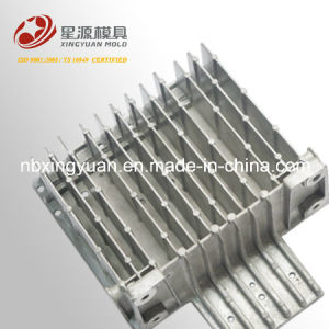 Chinese Exporting First-Rate Hot-Selling Finely Processed Heat Sink-Magnesium Die Casting-Telecom pictures & photos