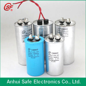 High Quality 50UF AC Motor Run Capacitor Cbb65 450V 50/60Hz pictures & photos