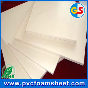 New White PVC Celuka Foam Sheet/Polystyrene PVC Foam Board pictures & photos