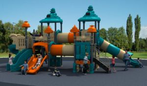 New Design Children Slide Playgorund Amusement Equipment pictures & photos