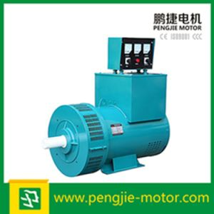 St Stc 10kw Low Rpm Brush Alternator 100% Output Power Generator