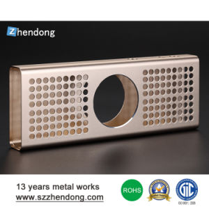 Aluminum Extrusion Shell Aluminum Housing for Electronic Product