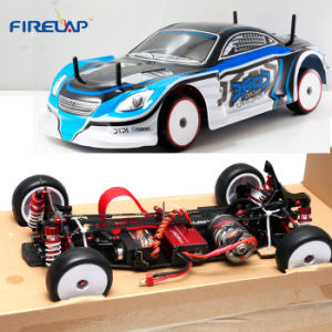 1/10th Scale 4WD Drift RC Toy Car Blue Shape
