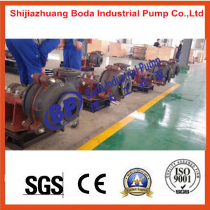 8/6 E-Ahr Mining Rubber Slurry Pump pictures & photos