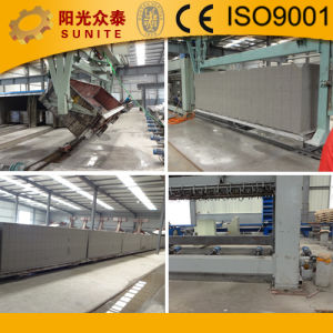 AAC Block Machine with High Quality and Competitive Price pictures & photos