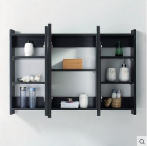 Bathroom Cabinet with 3D Mirror and Large Storage pictures & photos