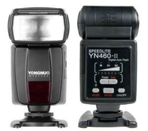 Yn-460II Speedlite with Gn53 for Canon Nikon Pentax Olympus DSLR Cameras pictures & photos