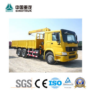 Popular Model Straight Arm Truck-Mounted Crane of 25 Ton pictures & photos