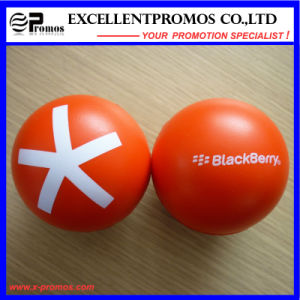 Logo Customized New Colorful Promotion PU Stress Ball (EP-P58311) pictures & photos