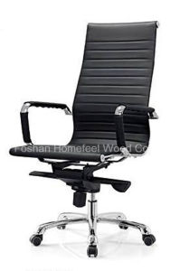 Best Price PU Leather Swivel Office Manager Chair (HF-A183) pictures & photos
