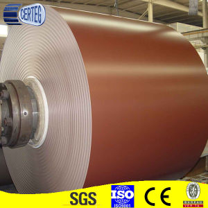 Shining Advertising Anti-corrosion PPGI Steel Coil Price pictures & photos