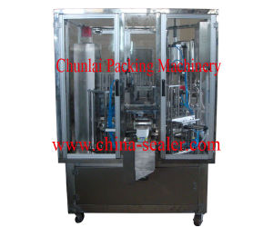 Red Wine Filling and Sealing Machine (KIS-900) pictures & photos