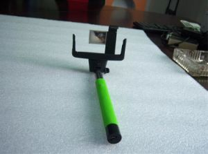 Self-Timer Fiexible Bluetooth Wireless Monopod with Mirror (OM-S1500) pictures & photos