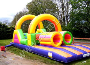 Adult Inflatable Obstacle Course for Sale, Giant Inflatable Obstacle Course pictures & photos
