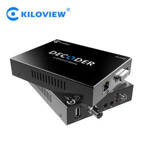Kiloview H  264 Live Streaming Decoder IP to SDI Rtmp Rtsp Rtp Rsp UDP  Video Decoder Hardware