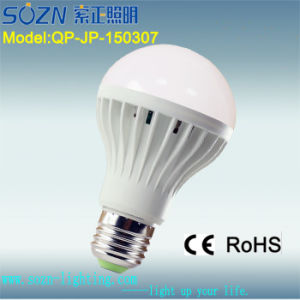7W Global Bulb with CE RoHS for Energy Saving