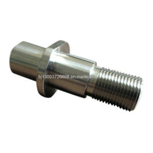 High Precision Machined Part, Made of Stainless Steel